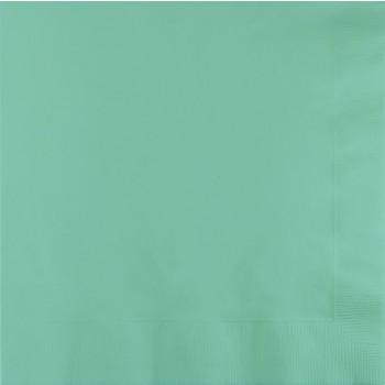 Mint 2Ply Plain Napkins – 50PK